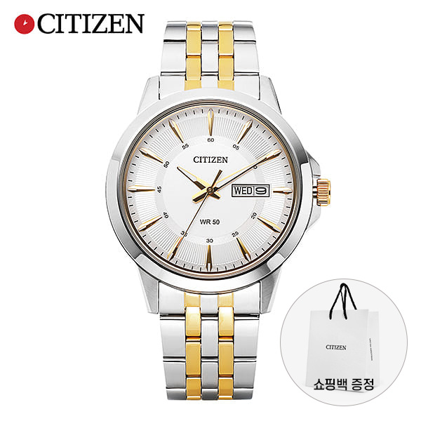 [시티즌시계 CITIZEN] BF2018-52A / 쿼츠 Quartz Mens 41mm