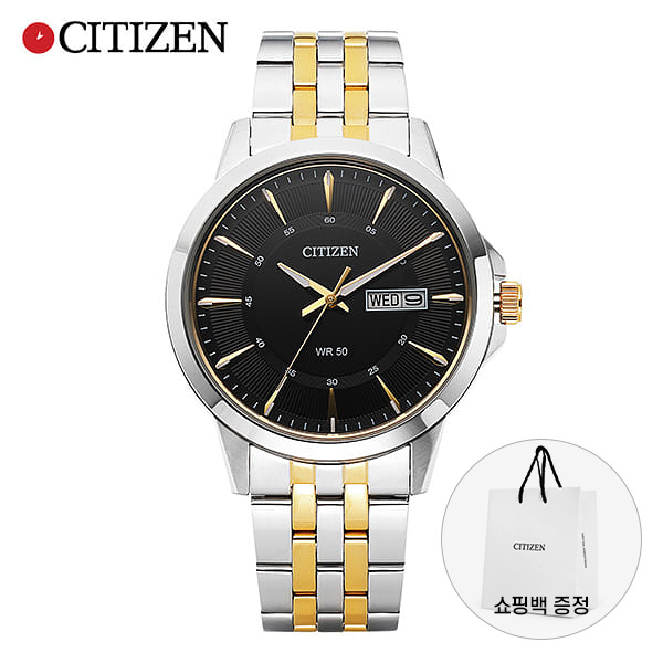 [시티즌시계 CITIZEN] BF2018-52E / 쿼츠 Quartz Mens 41mm