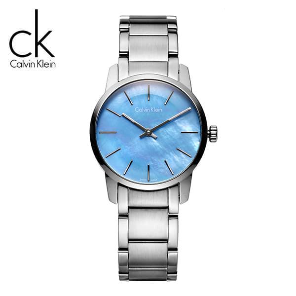 [캘빈클라인 CALVINKLEIN] K2G2314X BLUE DIAL 31mm