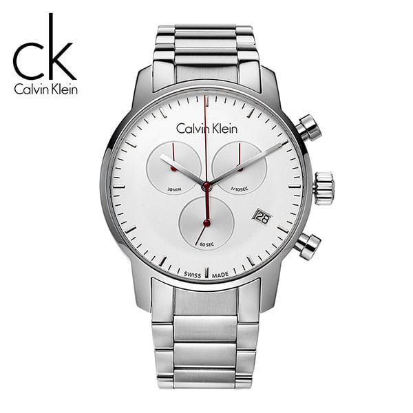 [캘빈클라인 CALVINKLEIN] K2G271Z6 / 씨티 City Cronograph Mens 43mm