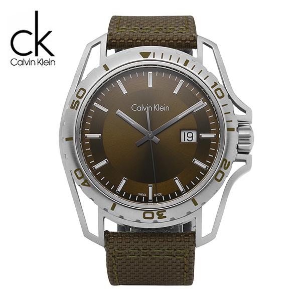 [캘빈클라인 CALVINKLEIN] K5Y31XWL / 얼스 Earth 남성용 나토밴드 시계 44mm