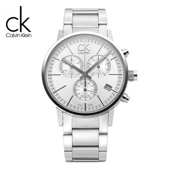 [캘빈클라인 CALVINKLEIN] K7627126 볼드 스페셜 실버 Bold Special Silver 42mm