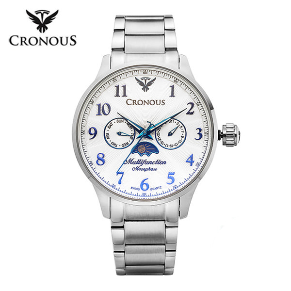 [크로노스 CRONOUS] CRD88001WTWT