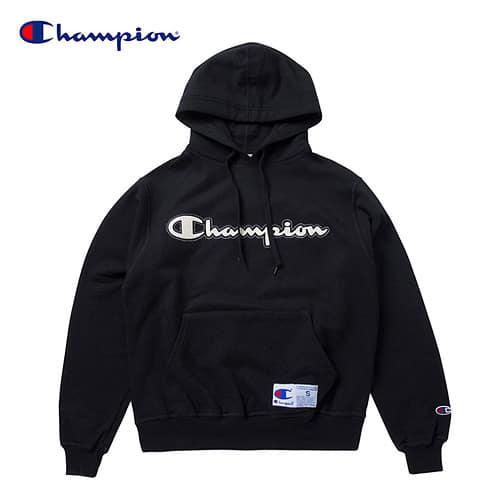 [챔피온 Champion] GF53-BKC-Y05465 후드 Garment Washed Novelty Hood