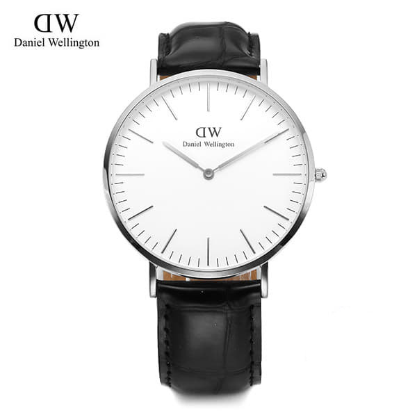 [다니엘 웰링턴시계 DANIEL WELLINGTON] 0214DW / 40mm Classic Reading White Dial