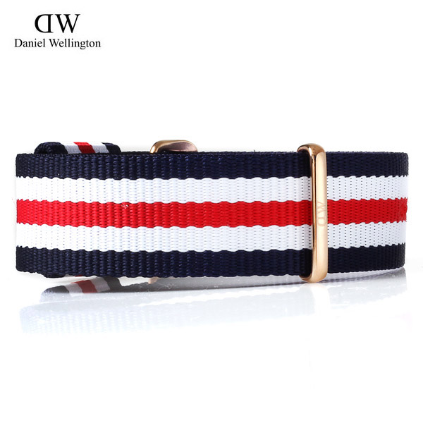 [다니엘 웰링턴밴드 DANIEL WELLINGTON] 0302DW(DW00200002) / 20mm CANTERBURY ROSE GOLD