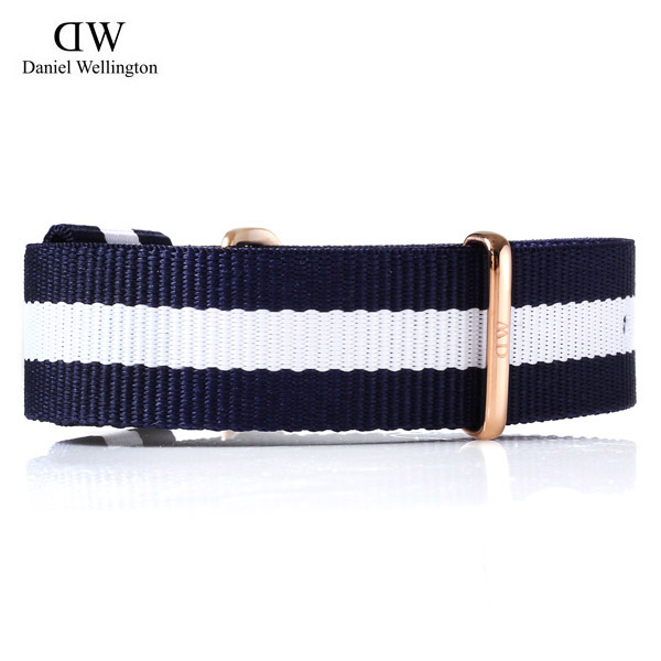 [다니엘 웰링턴밴드 DANIEL WELLINGTON] 0304DW(DW00200004) / 20mm GLASGOW ROSE GOLD
