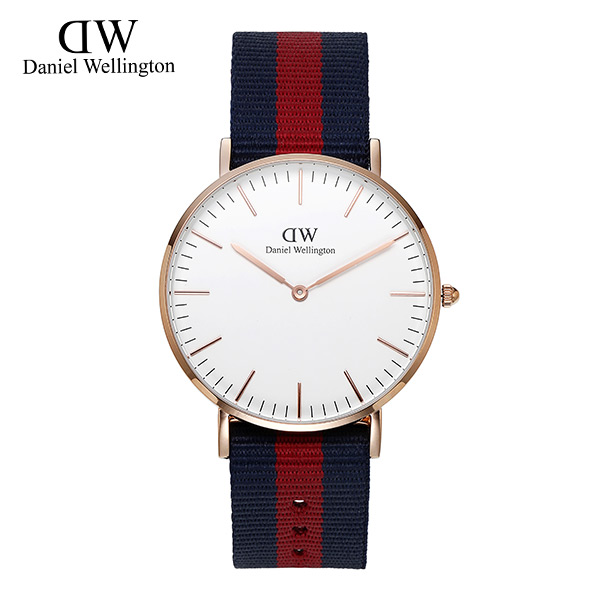 [다니엘 웰링턴시계 DANIEL WELLINGTON] 0501DW(DW00100029) / 0501DW 36mm CLASSIC OXFORD LADY ROSE GOLD 김고은 이시영 시계
