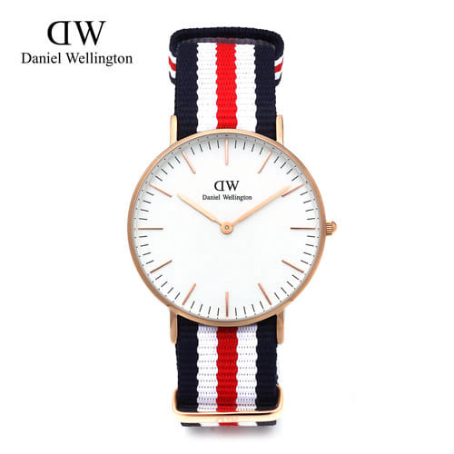 [다니엘 웰링턴시계 DANIEL WELLINGTON] 0502DW(DW00100030) / 36mm 클래식 켄터베리 레이디 CLASSIC CANTERBURY LADY ROSE GOLD