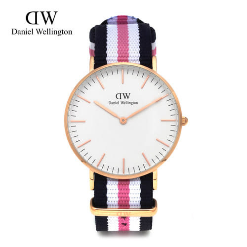[다니엘 웰링턴시계 DANIEL WELLINGTON] 0506DW(DW00100034) / 36mm 클래식 사우샘프턴 레이디 CLASSIC SOUTHAMPTON LADY ROSE GOLD