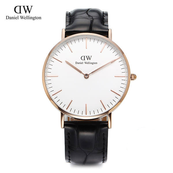 [다니엘 웰링턴시계 DANIEL WELLINGTON] 0513DW / 36mm Classic Reading White Dial