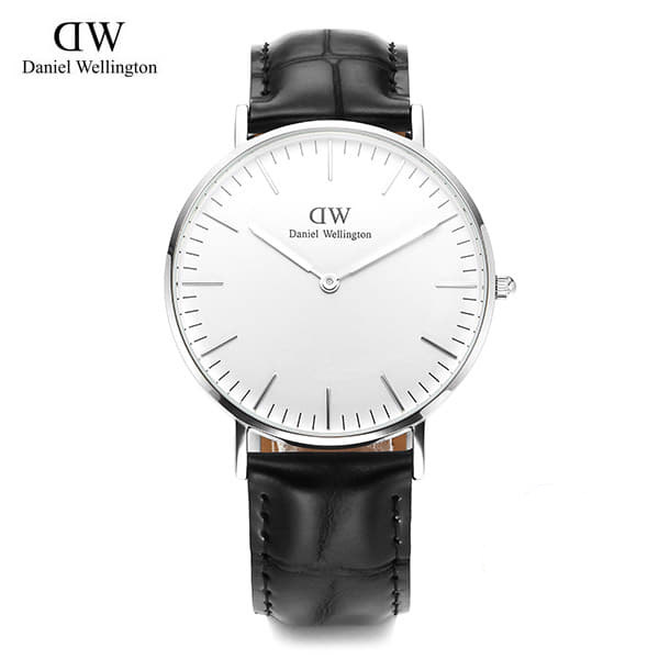 (발렌타인) [다니엘 웰링턴시계 DANIEL WELLINGTON] 0613DW / 36mm Classic Reading White Dial