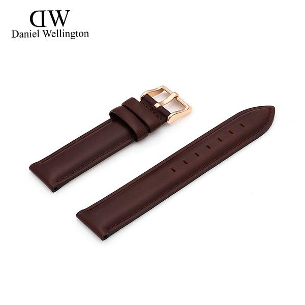 [다니엘 웰링턴밴드 DANIEL WELLINGTON] 0711DW(DW00200039) / 18mm BRISTOL ROSE GOLD