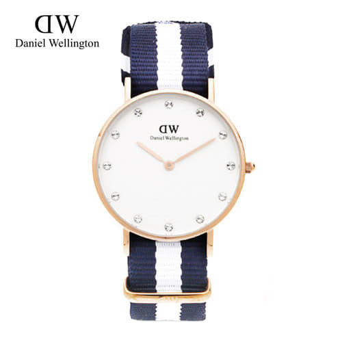 [다니엘 웰링턴시계 DANIEL WELLINGTON] 0953DW(DW00100078) / 34mm CLASSY GLASGOW LADY