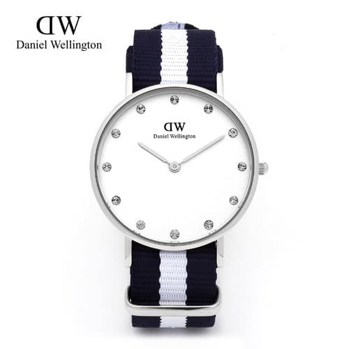 [다니엘 웰링턴시계 DANIEL WELLINGTON] 0963DW(DW00100082) / 34mm CLASSY GLASGOW LADY