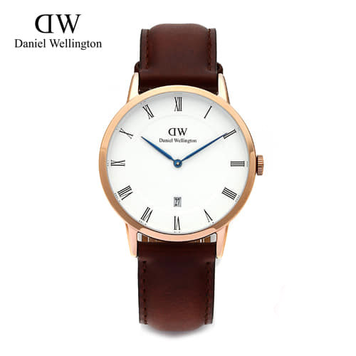 [다니엘 웰링턴시계 DANIEL WELLINGTON] 1100DW / 38mm DAPPER ST MAWES