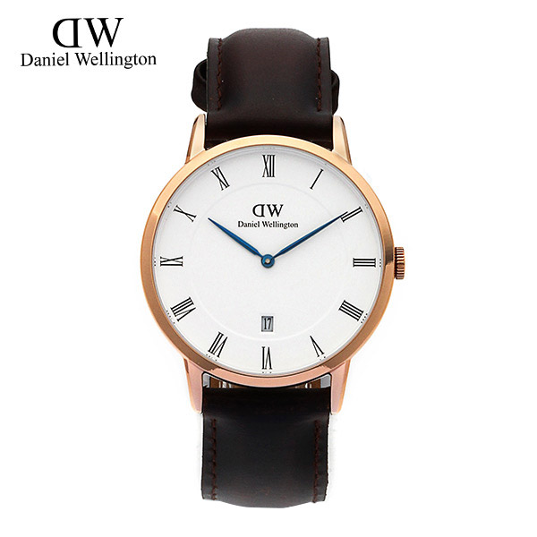[다니엘 웰링턴시계 DANIEL WELLINGTON] 1103DW(DW00100086) / 38mm DAPPER BRISTOL