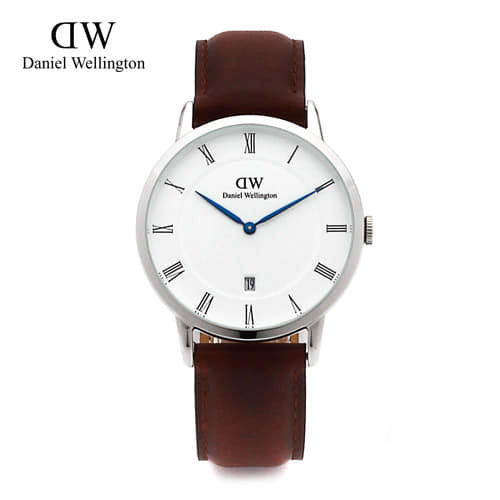 ☆-) [다니엘 웰링턴시계 DANIEL WELLINGTON] 1120DW(DW00100087) / 38mm Dapper St Mawes