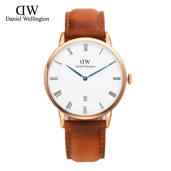 [다니엘 웰링턴시계 DANIEL WELLINGTON] DW00100115 / Dapper Durham 38mm