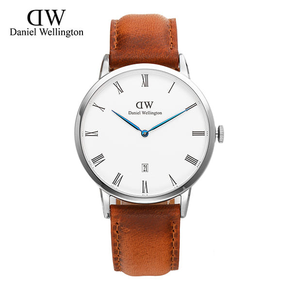 ☆-) [다니엘 웰링턴시계 DANIEL WELLINGTON] DW00100116 / Dapper Durham 38mm
