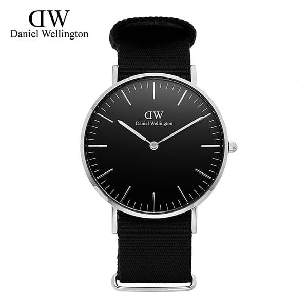 ★-) [다니엘 웰링턴시계 DANIEL WELLINGTON] DW00100149 / 40mm 클래식 블랙 콘월 Classic Black Cornwall