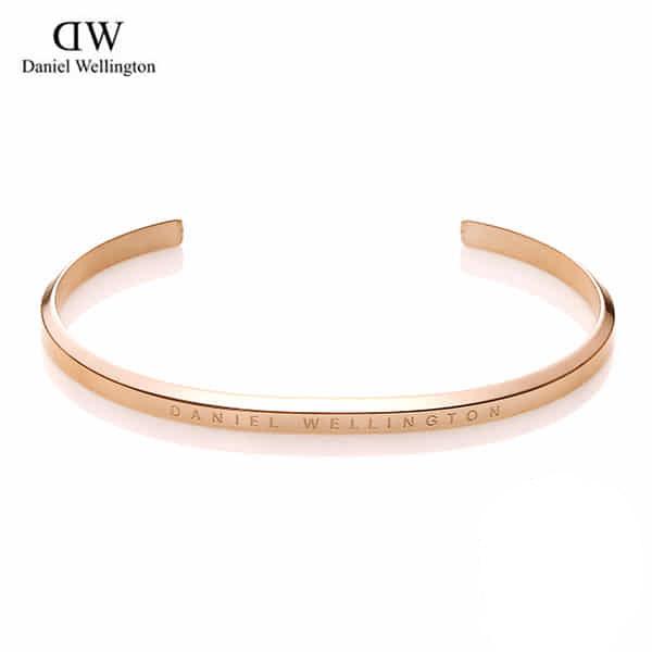 [다니엘 웰링턴시계 DANIEL WELLINGTON] DW00400001 / 클래식 커프 Classic Cuff Rose Gold 18cm
