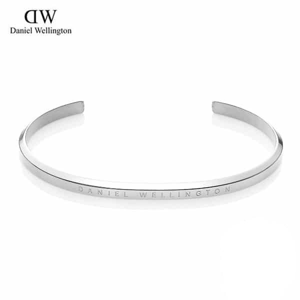 [다니엘 웰링턴시계 DANIEL WELLINGTON] DW00400002 / 클래식 커프 Classic Cuff Silver 18cm