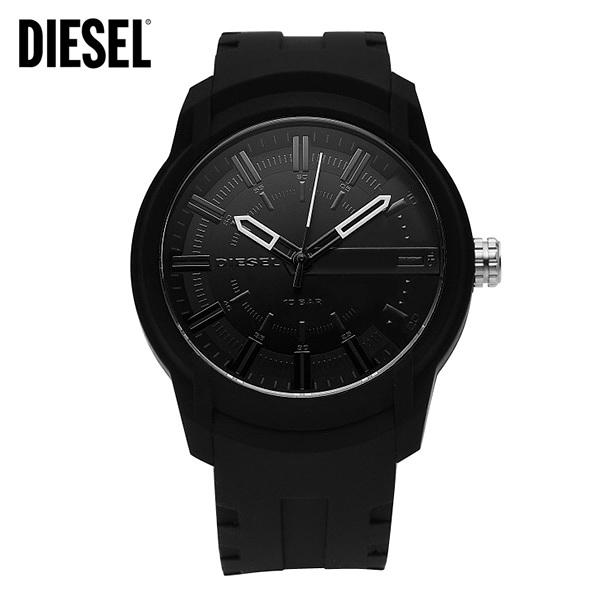 [디젤시계 DIESEL] DZ1830 / Armbar 암버 남성용 실리콘밴드 시계 45mm 타임메카