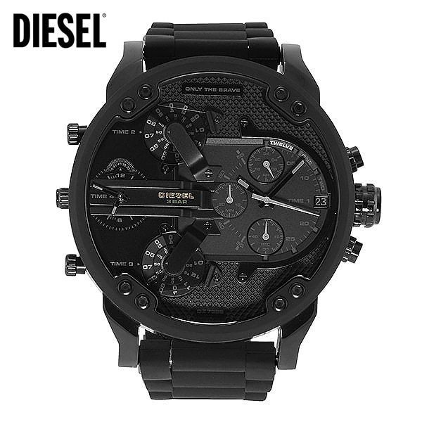 [디젤시계 DIESEL] DZ7396 / 57mm Mr. DADDY