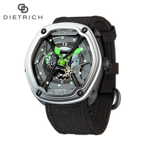 그뤠잇-) [디트리치 DIETRICH]디트리히 OT-1 (Organic Time1) 남성용시계