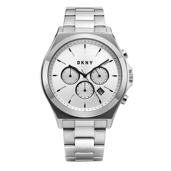 [도나카란뉴욕시계 DKNY] NY1602 / PARSONS 크로노그래프 남성용 메탈시계 44mm