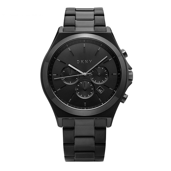[도나카란뉴욕시계 DKNY] NY1603 / PARSONS 크로노그래프 남성용 메탈시계 44mm