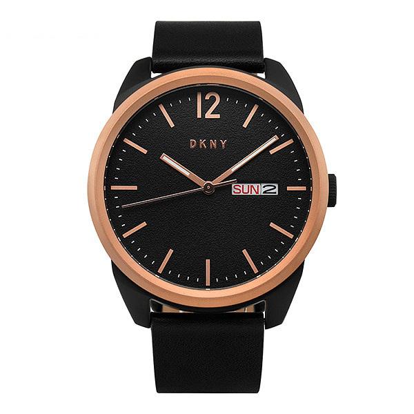 [도나카란뉴욕시계 DKNY] NY1605 / Gansevoort 남성용 가죽시계 46mm