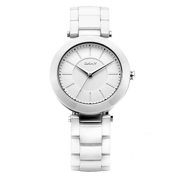 ☆-) [도나카란뉴욕시계 DKNY] NY2291 세라믹 36mm