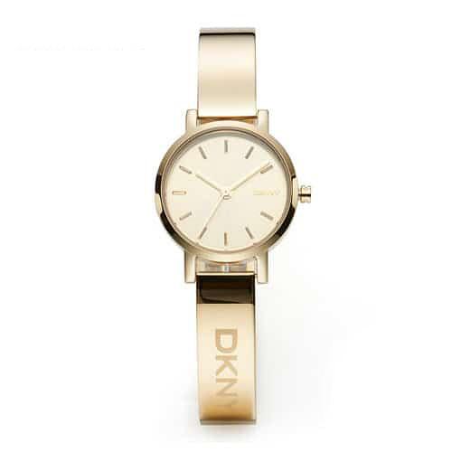 [도나카란뉴욕시계 DKNY] NY2307/ SOHO 여성 골드 메탈시계 24mm