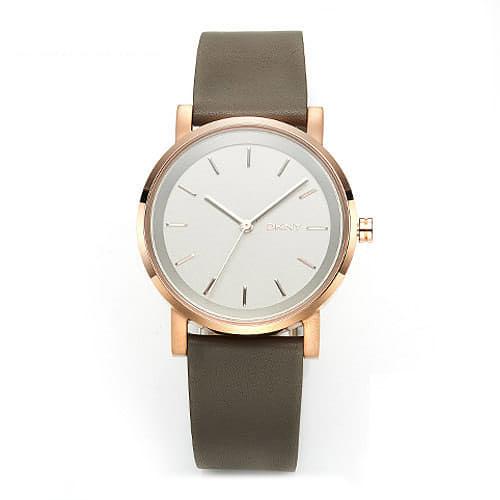 [도나카란뉴욕시계 DKNY] NY2341 잇걸 여성 가죽시계 34mm