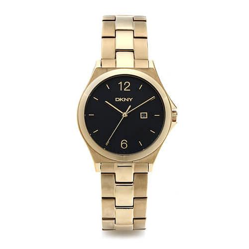 [도나카란뉴욕시계 DKNY] NY2366 / PARSONS 여성 골드 메탈시계 34mm