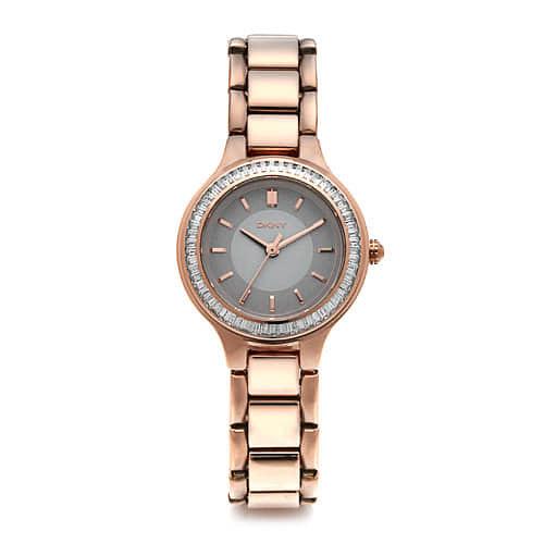 [도나카란뉴욕시계 DKNY] NY2393 여성 로즈골드 메탈시계 28mm