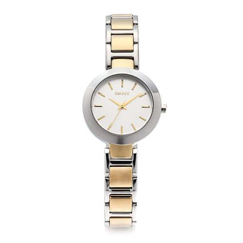 ☆-) [도나카란뉴욕시계 DKNY] NY2401 / STANHOPE 여성용 메탈시계 28mm