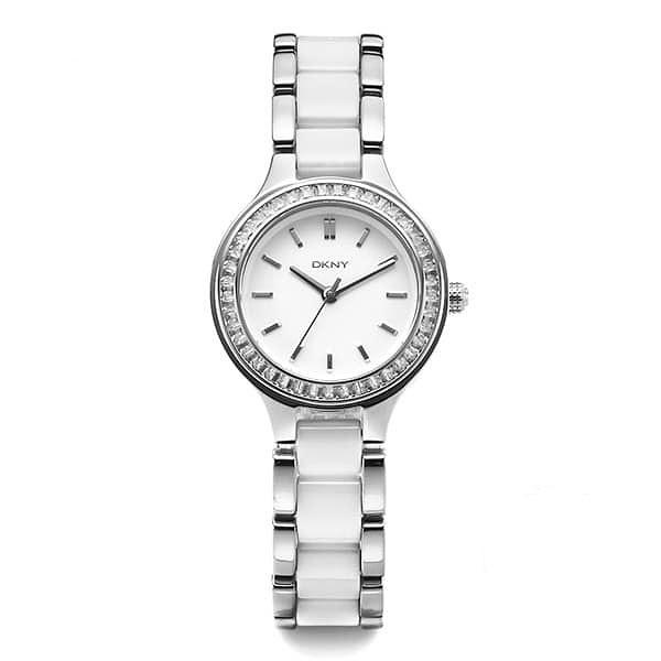 ☆-) [도나카란뉴욕시계 DKNY] NY2494 / 여성용 세라믹 29.5mm