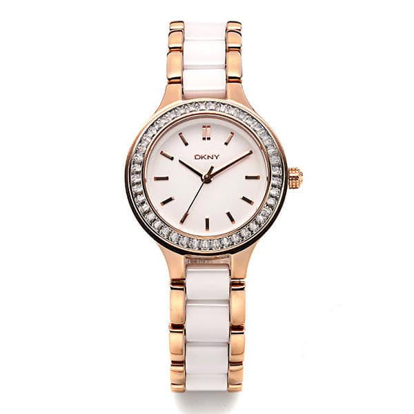 ★-) [도나카란뉴욕시계 DKNY] NY2496 라스베가스 세라믹 28mm