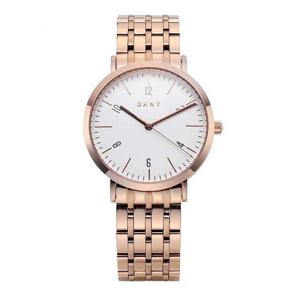 ☆-) [도나카란뉴욕시계 DKNY] NY2504 / MINETTA 36mm