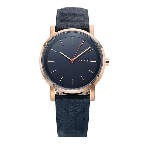 [도나카란뉴욕 DKNY] NY2604 / SOHO 여성용 가죽시계 34mm