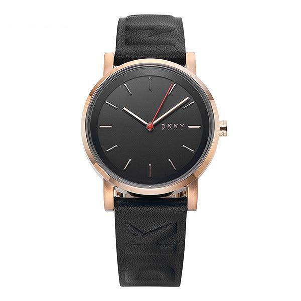 [도나카란뉴욕 DKNY] NY2605 / SOHO 여성용 가죽시계 34mm