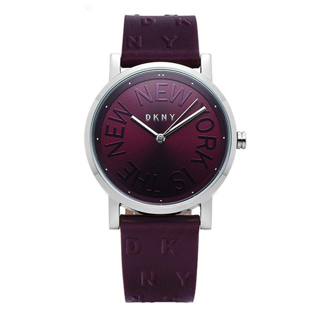 [도나카란뉴욕 DKNY] NY2762 / SOHO 여성용 가죽시계 34mm