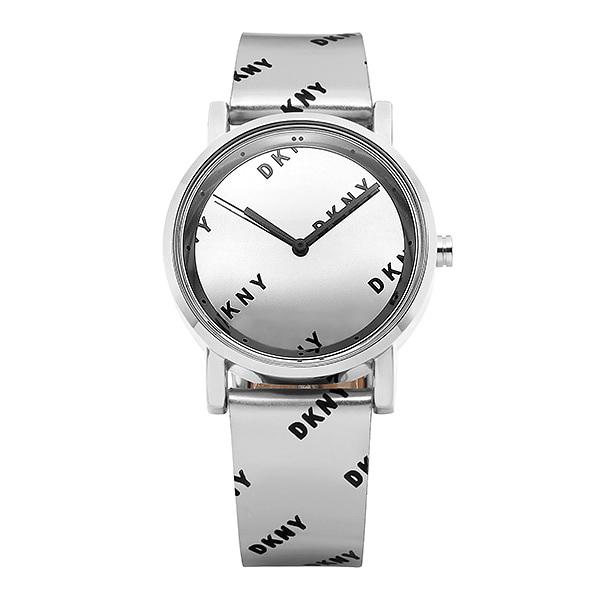 [도나카란뉴욕시계 DKNY] NY2803 / SOHO 여성용 가죽시계 34mm