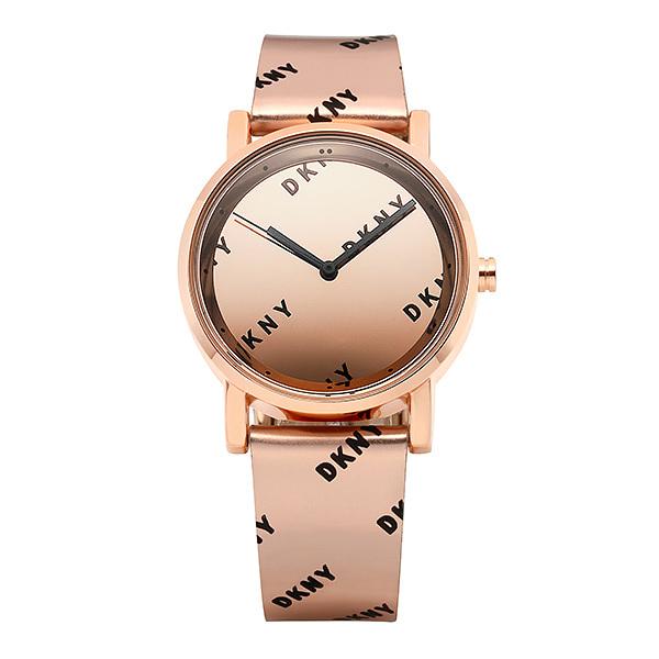 [도나카란뉴욕시계 DKNY] NY2804 / SOHO 여성용 가죽시계 34mm