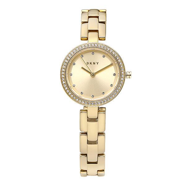 [도나카란뉴욕시계 DKNY] NY2825 / City Link 여성용 골드 메탈시계 26mm 타임메카