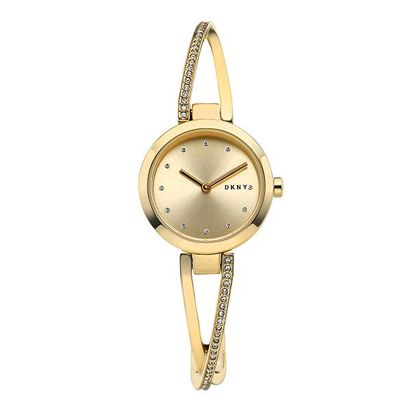 [도나카란뉴욕시계 DKNY] NY2830 / Crosswalk 여성 팔찌형 메탈시계 26mm 타임메카