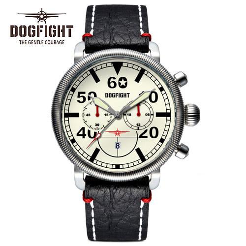 [독파이트시계 DOGFIGHT] DF0013 ACE 에이스 44mm
